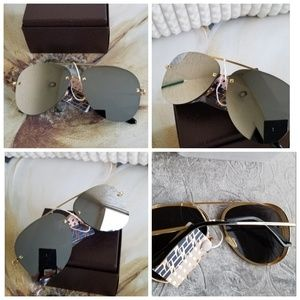 MIRROR HIGH QUALITY 100% UV PROTECTION SUNGLASSES